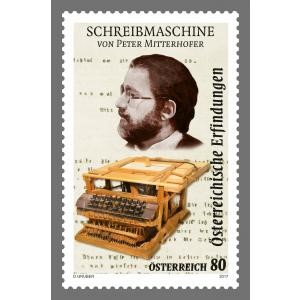 Briefmarke Mitterhofer